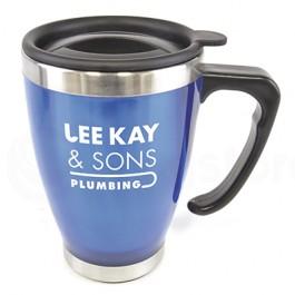 diy mug Joblot London Souvenir Travel Mug Top Quality Gift X 10 Travel Mugs Tableware, Serving & Linen