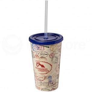 Brite-Americano® 350 ml double-walled stadium cup