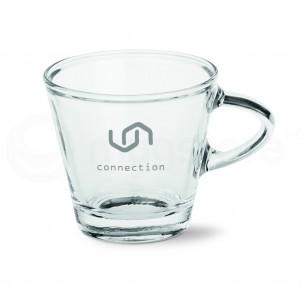 Clara Glass Mug