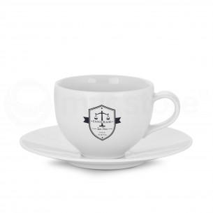 Mozart Cup & Saucer