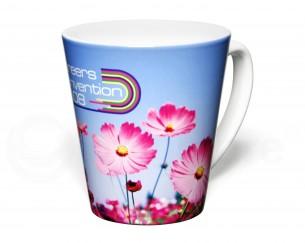 Budget Latte Full Colour Mug