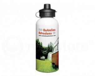 Aluminium Sports Bottle 600ml