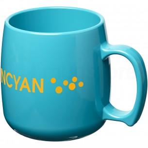 Classic 300 ml plastic mug