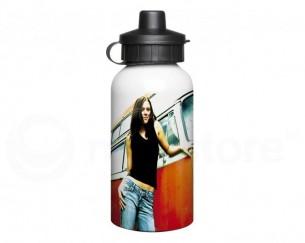 Aluminium Sports Bottle 400ml
