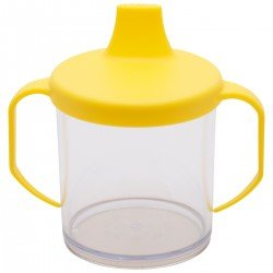 Unbreakable Plastic Trainer Cup