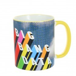 Duraglaze Rim & Handle Full Colour Mug