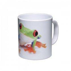Plastic Full Colour Mug
