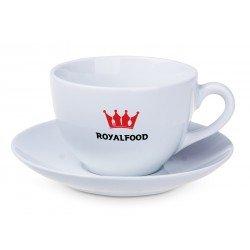 Vesuvo Espresso Cup & Saucer