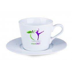 Foggia Cup & Saucer